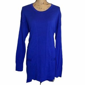 NWOT Trendy High-Low Tunic Sweater